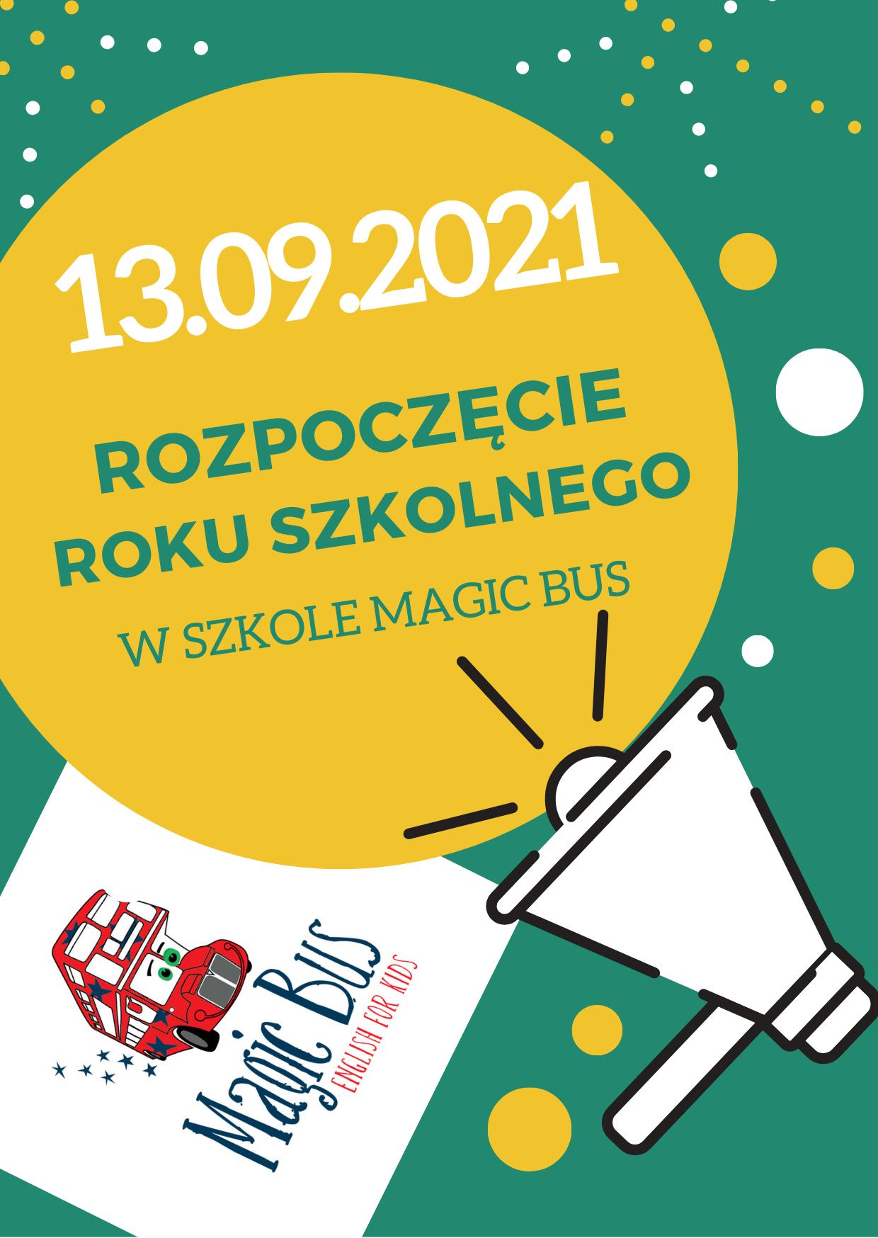 ROZPOCZĘCIE ROKU 2021-22